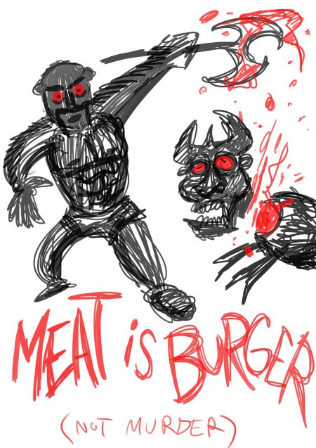 meat is burger 0.4